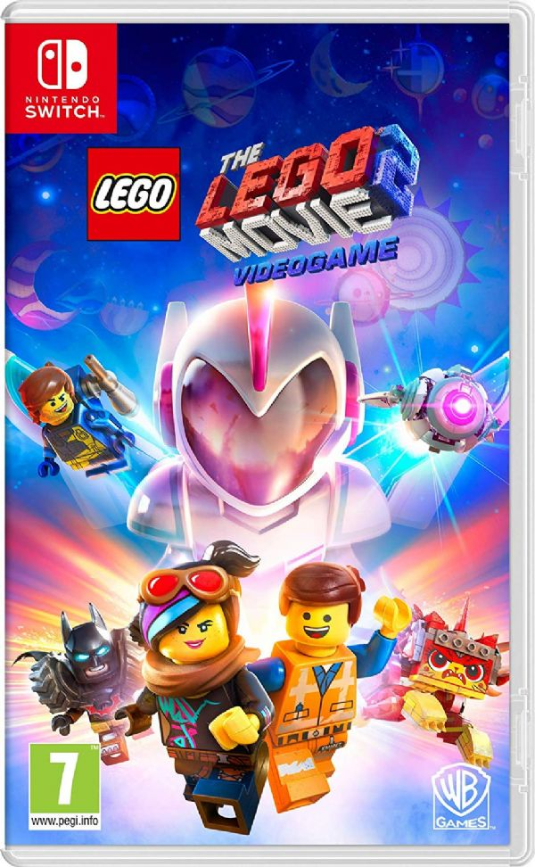THE LEGO MOVIE 2 VIDEOGAME - STANDARD EDITION - NI