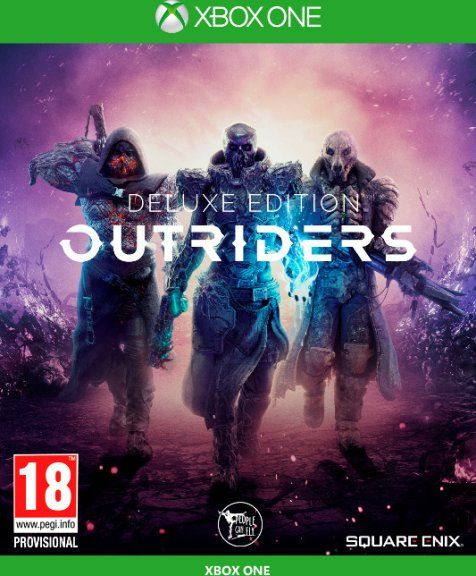 Outriders  Deluxe Edition  Xbox One
