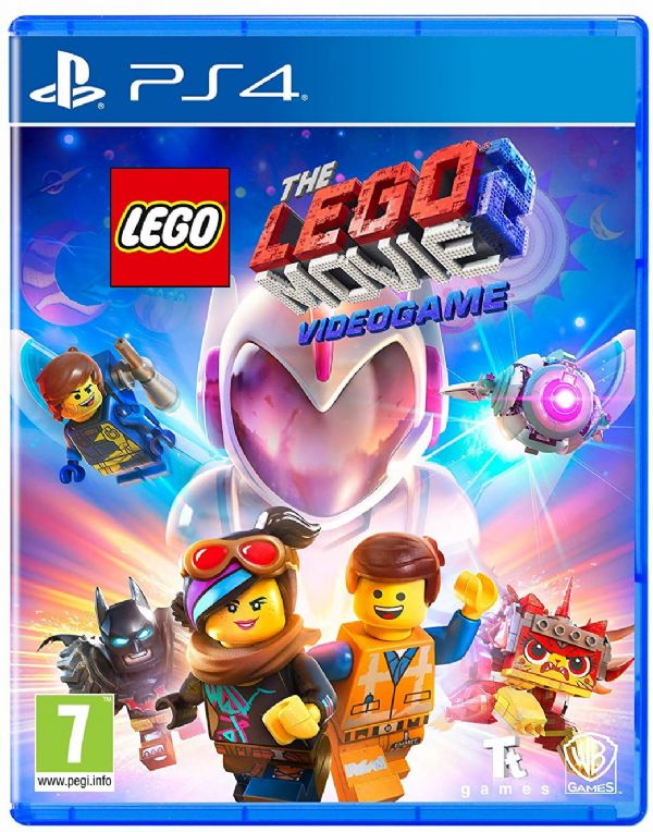 The Lego Movie 2 Videogame Playstation - PS4