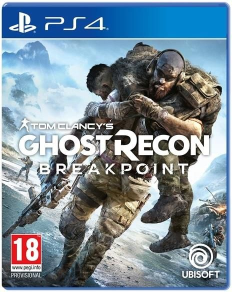 Tom Clancy's: Ghost Recon  BREAKPOINT Playstation - PS4