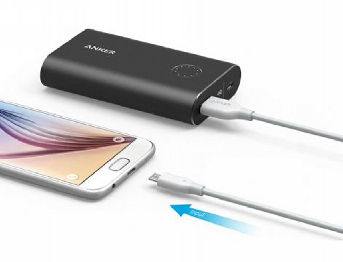 כבל POWERLINE MICRO USB Anker