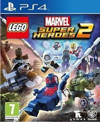 Lego Marvel Super Heroes 2 Playstation - PS4
