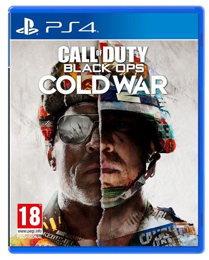 CALL OF DUTY: BLACK OPS COLD WAR Playstation - PS4
