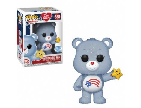 Care Bears   4th Of July Bear EXC POP