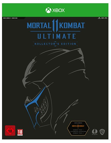 Mortal Kombat 11: Ultimate Kollectors Edition XBOX SERIES X