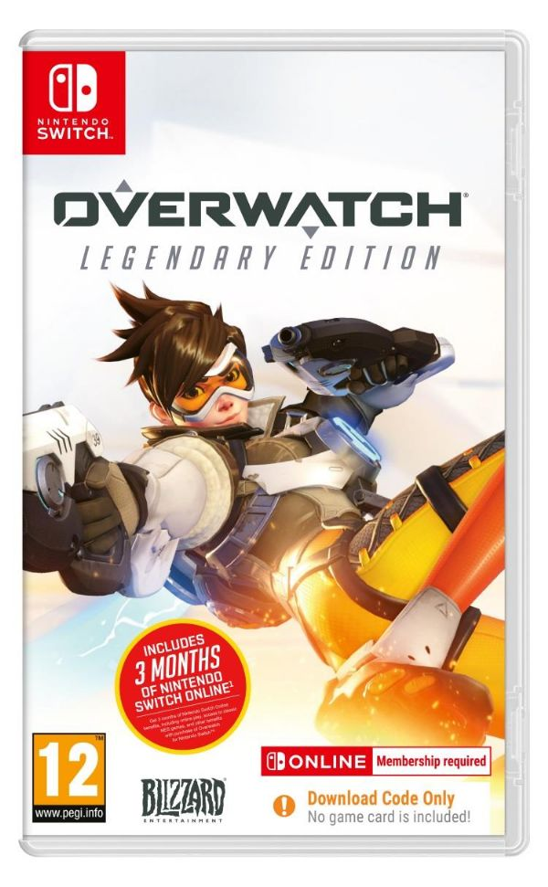 Overwatch Legendary Edition Nintendo Switch