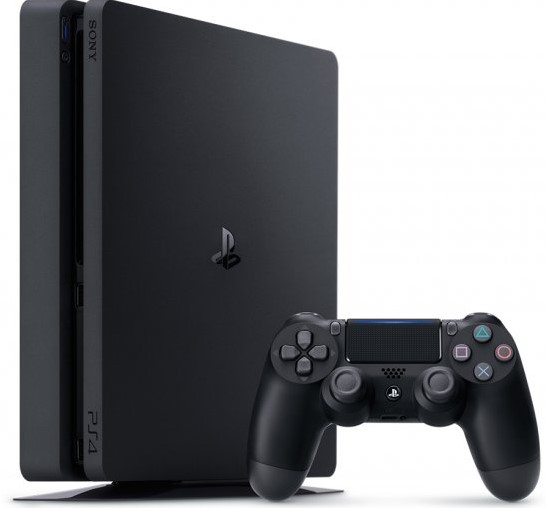 קונסולת Playstation 4 Slim 500GB Spiderman + Horizon Zero Dawn + Ratchet & Clank Sony