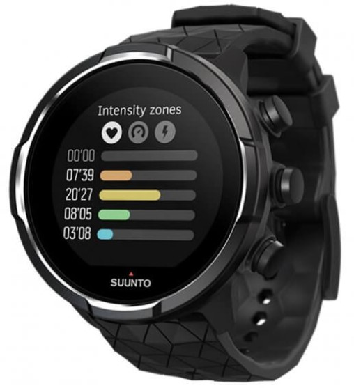 שעון Baro 9 Titanium Leather SUUNTO