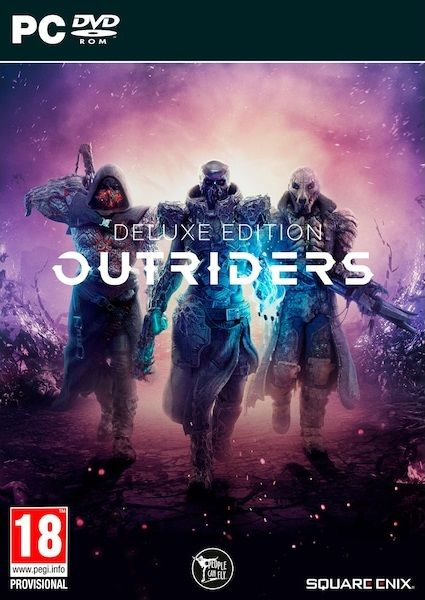 Outriders  Deluxe Edition  PC