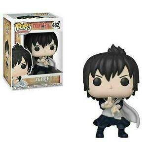 Animation: Fairy Tail  S3- Zeref POP