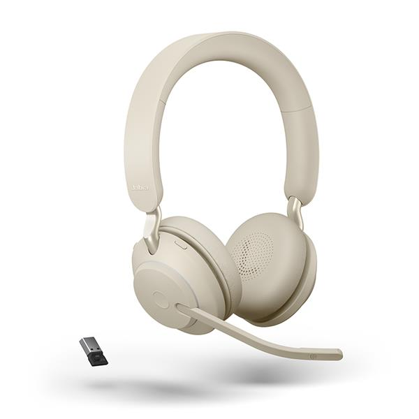 אוזניות Evolve2 65 MS Type C JABRA