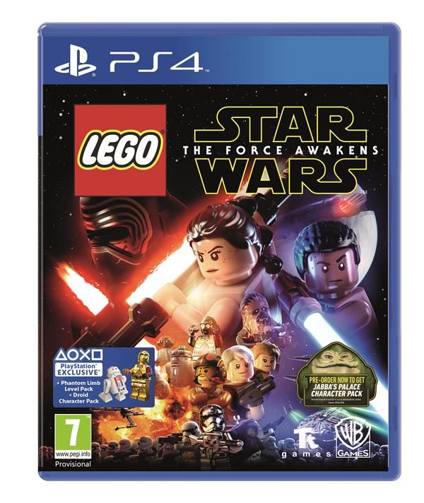 Lego Star wars The force awakens Playstation - PS4