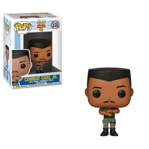 Disney Toy Story 4 - Combat Carl Jr POP