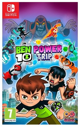 BEN 10 Power Trip! Nintendo Switch