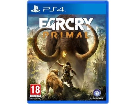 Far Cry: Primal Playstation - PS4