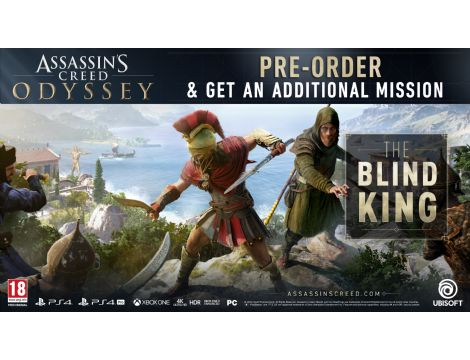 Assassin's Creed: Odyssey Playstation - PS4