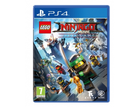 Lego Ninjago The Movie Video Game Playstation - PS4