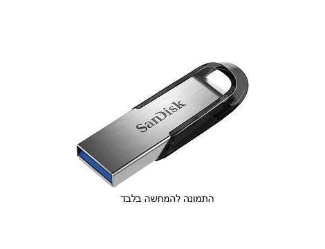 זכרון נייד  Ultra Flair 32GB Sandisk