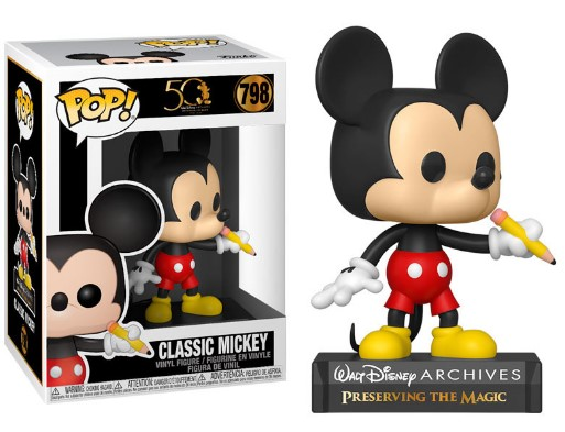 Disney: Archives Classic Mickey POP