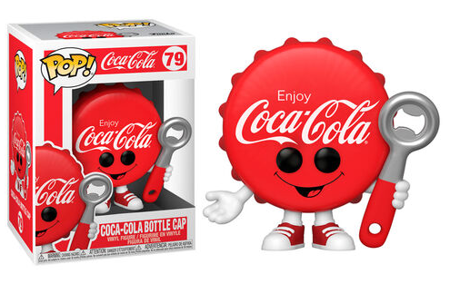 Coke  Coca-Cola Bottle Cap POP