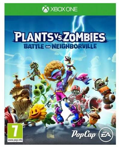 Plants Vs. Zombies: Battlr For Neighborville