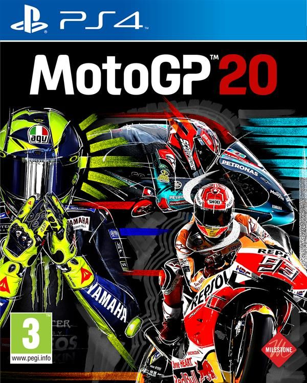 MOTO GP 20 Playstation - PS4