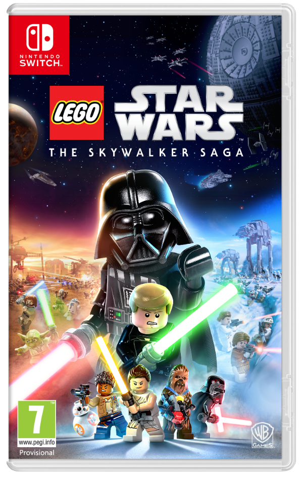 Lego Star Wars Skywalker Saga  Nintendo Switch