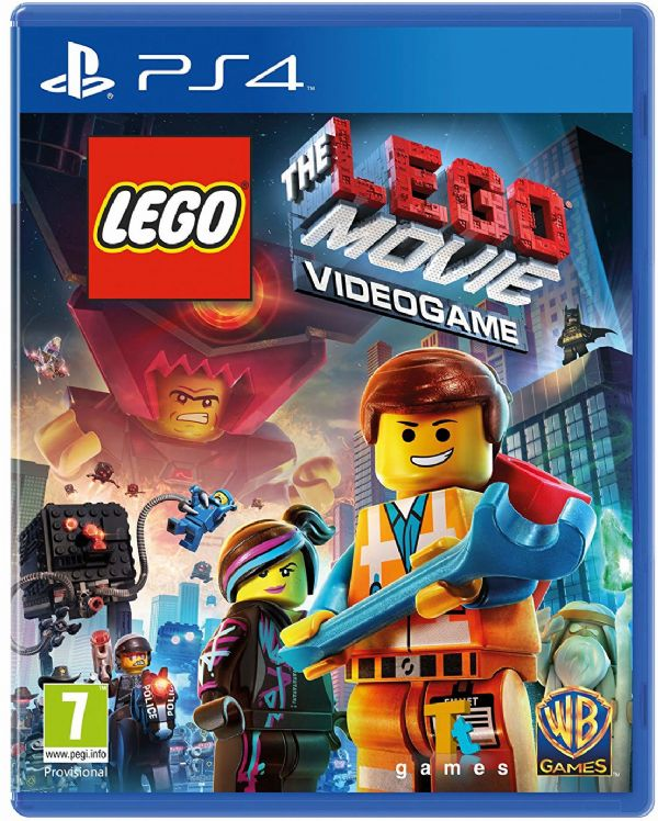 The Lego Movie Videogame Playstation - PS4