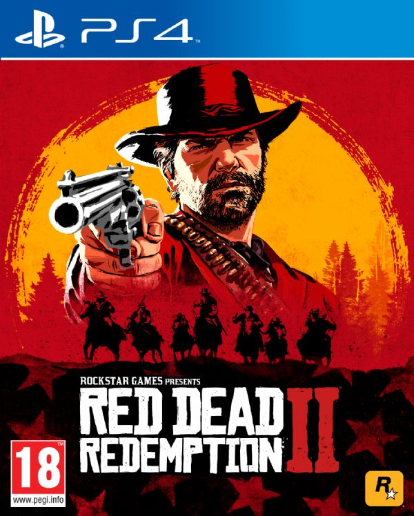 Red Dead Redemption 2 Playstation - PS4