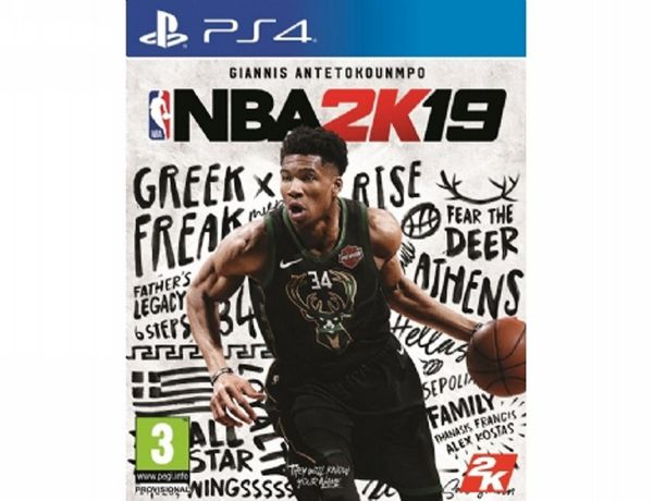 NBA 2K19 Steelbook Edition Playstation - PS4