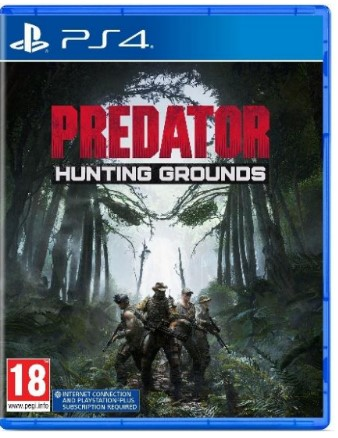 PREDATOR (Hunting Grounds (playstation plus required  Playstation - PS4