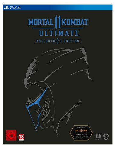 Mortal Kombat 11: Ultimate Kollectors Edition Playstation - PS4