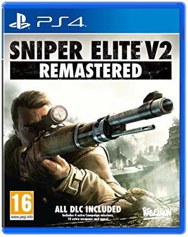SNIPER ELITE V2: REMASTERED