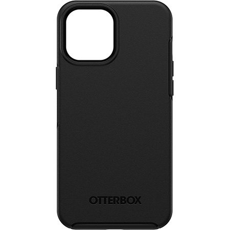 חיפוי לנייד שחור Symmetry iPhone 12 Pro Max OtterBox
